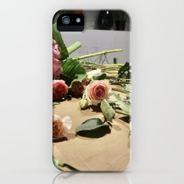 Kazakh Roses iPhone Case