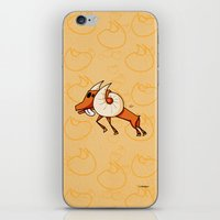 aries iPhone & iPod Skins featuring Aries by Giuseppe Lentini