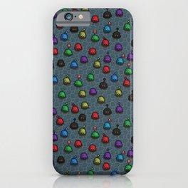 Stardew Valley Slime Hutch Pattern iPhone Case