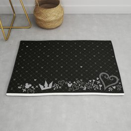 Kingdom Hearts BG Rug