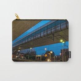 Roma, stazione urbana | Rome urban station Carry-All Pouch