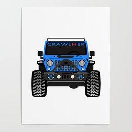 Bluebun Poster