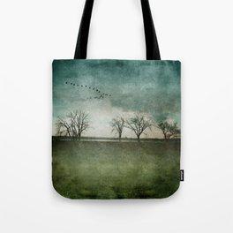Onondaga Lake Park - Susan Weller Tote Bag
