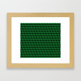 Saint Patrick's Day Framed Art Print