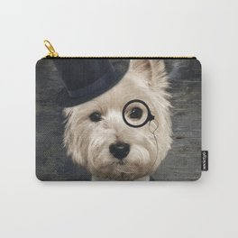 Sir Bunty Carry-All Pouch