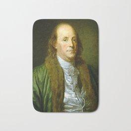 Benjamin Franklin Bath Mat