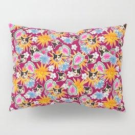 Poppie In Pink Pillow Sham