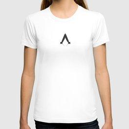 Art Deco Creed Symbol T-shirt