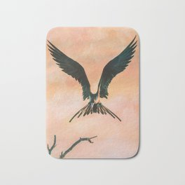 Bird 2 Bath Mat