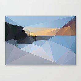 Sunrise Tamarama 2013 Canvas Print