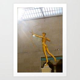 The Met Art Print