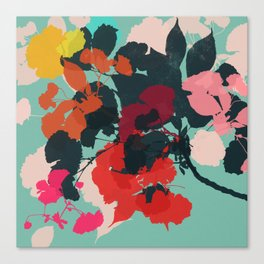 cherry blossom 5 Canvas Print