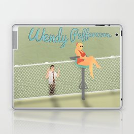 Wendy Peffercorn Laptop & iPad Skin
