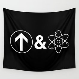 Up&Atom Wall Tapestry