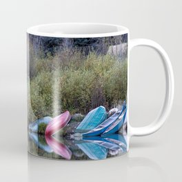 Downtime at Beaver Lake Coffee Mug