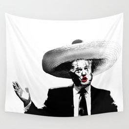 Sad Clown (Donald Trump) Wall Tapestry