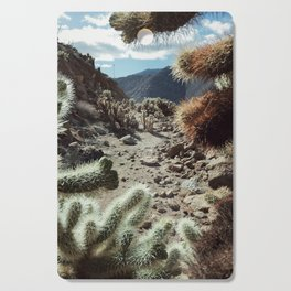 Cholla Frame Cutting Board