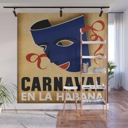 Carnaval en la Habana - Havana Cuba Wall Mural