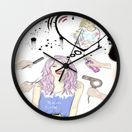 All that i love Wall Clock