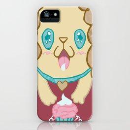 Birthday licks iPhone Case