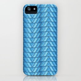 Geometrix 130 iPhone Case