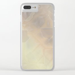 future fantasy dunes Clear iPhone Case