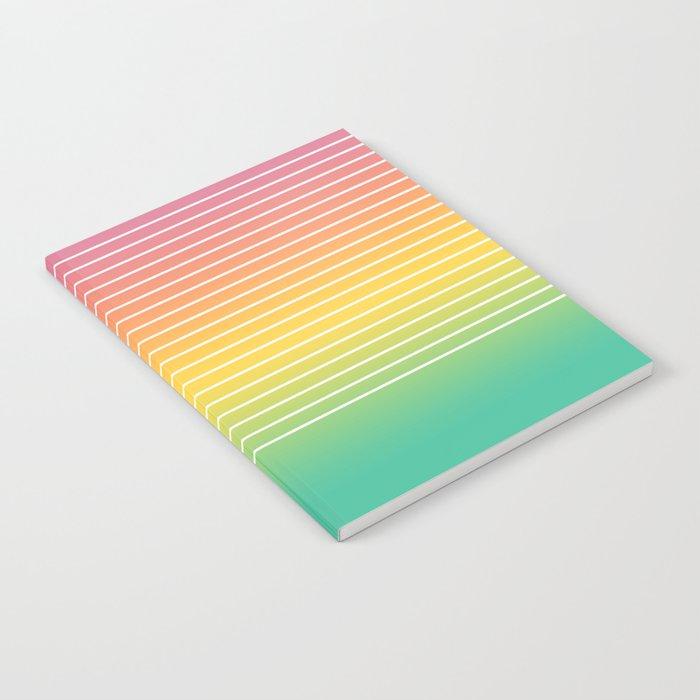 Tropical Fruit Notebook