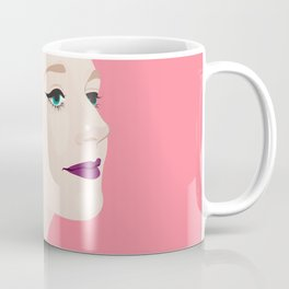 Baldie Coffee Mug