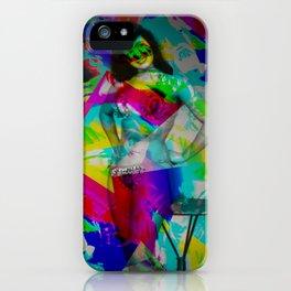 Metron iPhone Case