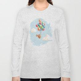 what's next Long Sleeve T-shirt