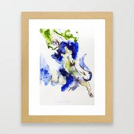 """Fantastic animals """"Panther"""" Framed Art Print"""