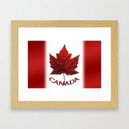 Canada Souvenirs Framed Art Print