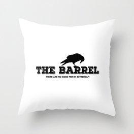 The Barrel Throw Pillow