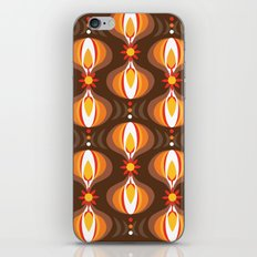 Oohladrop Brown iPhone & iPod Skin