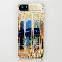 Fashion Vegas Style iPhone Case