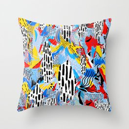 NEW TRIBE 2 Throw Pillow