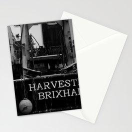 Harvester Brixham Fishing Boat Stationery Cards