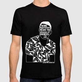 Freddie Gray - Black Lives Matter - Series - Black Voices T-shirt