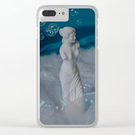Venus Woman Clear iPhone Case