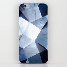 Barcelona Mirrors iPhone & iPod Skin
