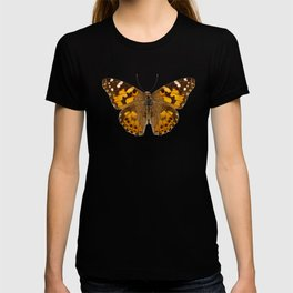 "Butterfly species Vanessa cardui ""Painted Lady"" T-shirt"