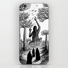 The Miracle  iPhone & iPod Skin