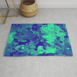 Abstract Art 003 Rug