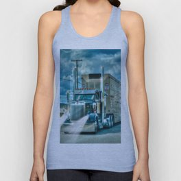 The Cattle Truck Unisex Tank Top