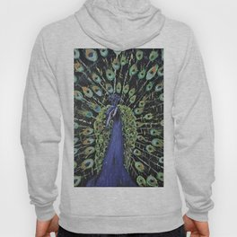 Peacock the Proud Hoody