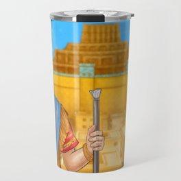 King of Babylon Travel Mug