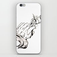 writing iPhone & iPod Skins featuring Creative Writing by Cole Ervin