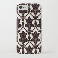 221b iPhone & iPod Cases featuring 221B by Jessica Cushen