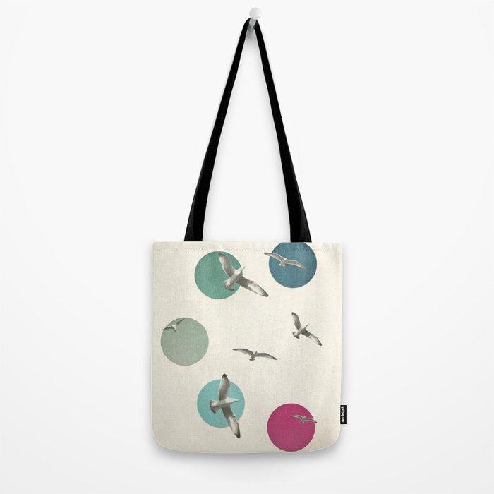 Circling Tote Bag