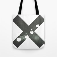 the xx Tote Bags featuring XX by Whitney Retter